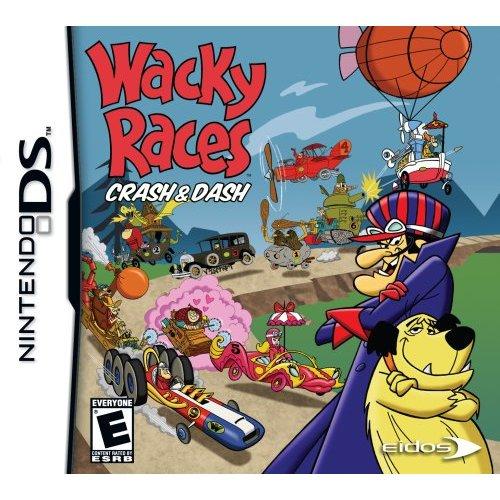 You'll Get Wacky Races Crash