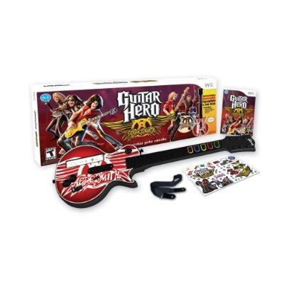 Guitar Hero Aerosmith Bundle