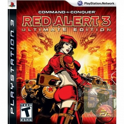 Red Alert 3 Ultimate Edition
