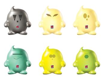 nippon paint mascot