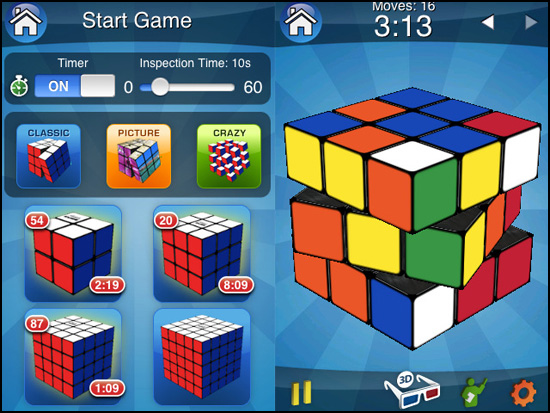 Cube Game App Cube Game on The App