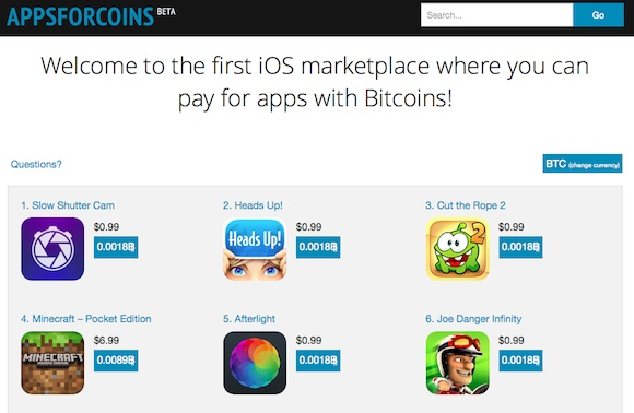 appforcoins