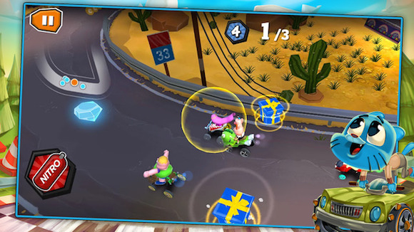Cartoon Network Releases Kart Racer Formula Cartoon All Stars with Ben ...
