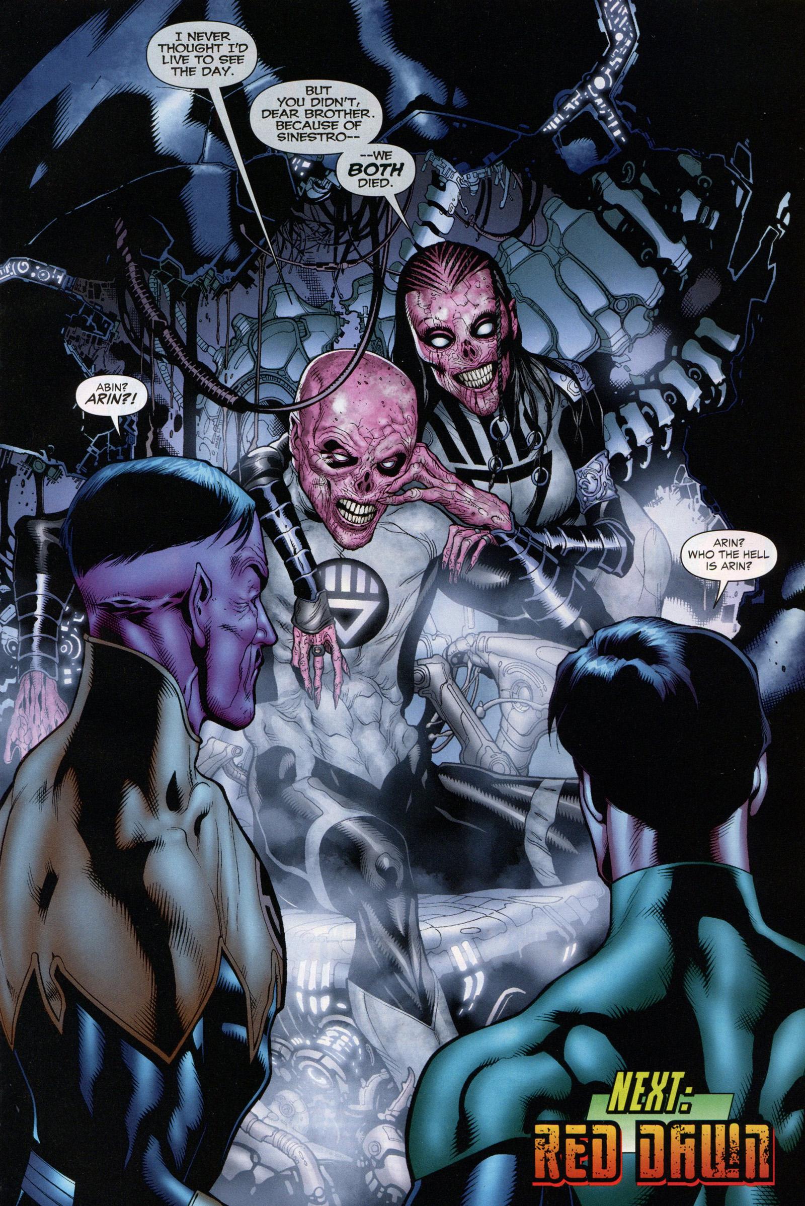 Green Lantern #46 Revi...