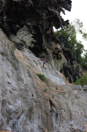 8_Railay_Climbing