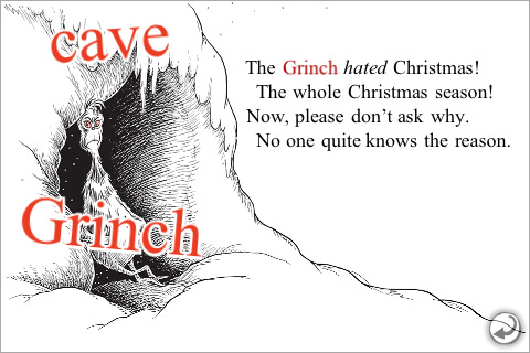 Read on how The Grinch Stole Christmas on Your iPhone