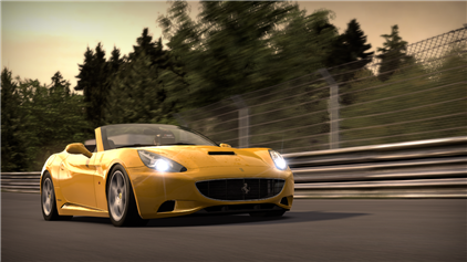 NFS SHIFT Ferrari_California