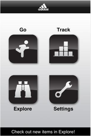 Prestado parilla Desviar  Adidas miCoach (iPhone): Best Running App Out There! – Nine Over Ten 9/10