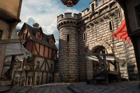 Epic Citadel: Here's Unreal Engine 3 on Your iPhone! | Nine
