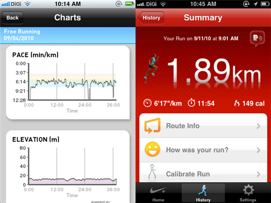 best running app for iphone nike gps vs adidas micoach review which is the best 3147