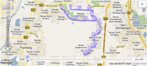 newtonrun_25km_map