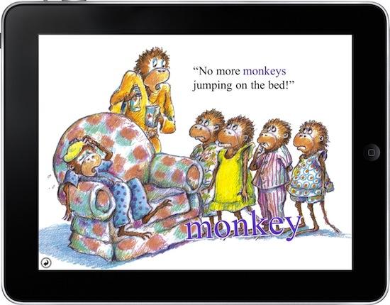 Five Little Monkeys 3
