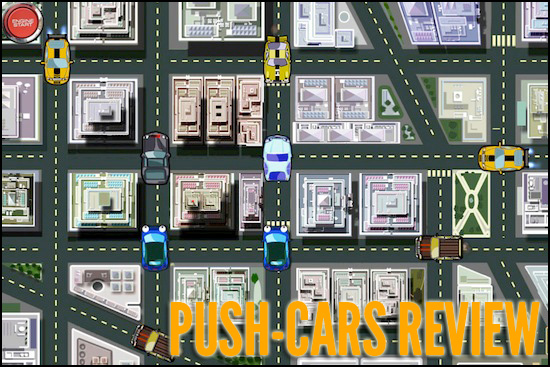 Push-Cars (iPhone) Review: Cute Little Mind-Bending Puzzle