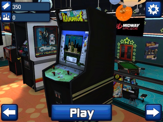 Midway Arcade (iOS) Hits The App Store, Brings Back The ...