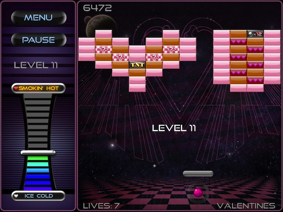 Atari's Breakout: Boost (iOS) Casts a Romantic Spell with