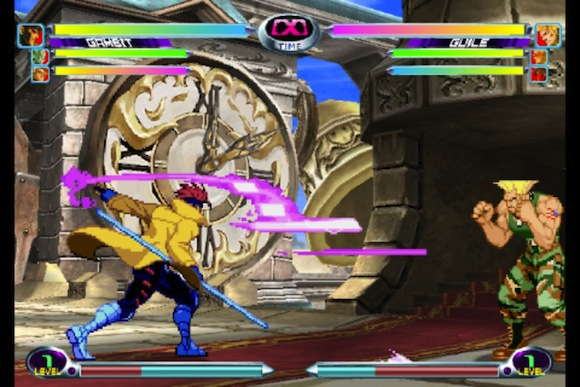 MARVEL VS  CAPCOM 2 Released for iPhone & iPod touch   Nine
