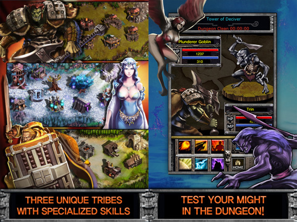 GAMEVIL Launches Text-Based RPG Fantasy War (iOS) | Nine ...