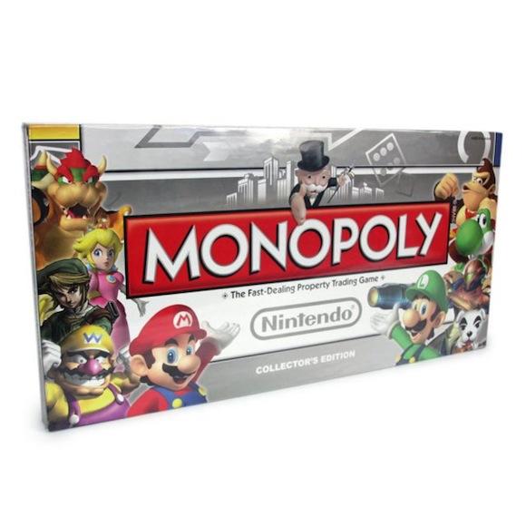 MonopolyNintendo