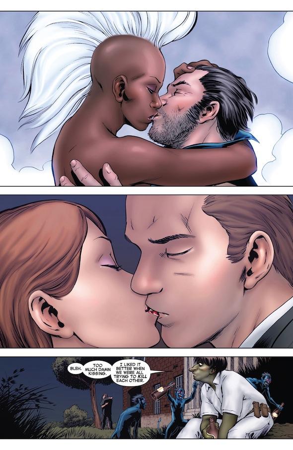 Wolverine & X-Men 24
