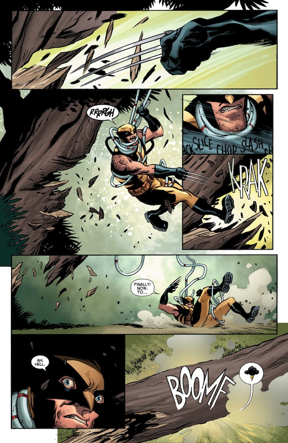 Wolverine and the X-Men 027