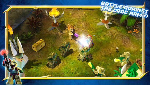 LEGO Legends of CHIMA Online Makes iOS Debut, Now Available on ...