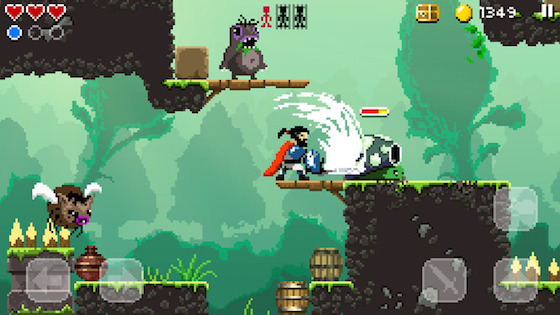 ... Android) Game Review: One of the Best Retro Style Platformers for 2015
